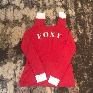 Wildfox Intimates & Sleepwear - Wildfox Holiday Fox Sleep In Onesie L